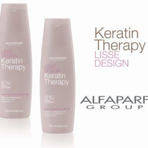 Alfaparf Milano - Lisse Design Keratin Therapy